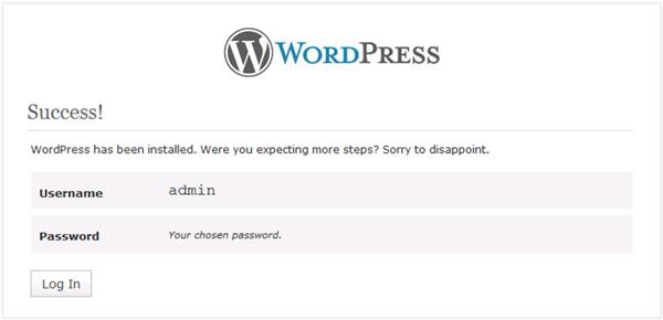Installing on Microsoft IIS « WordPress Codex