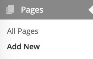 where are pages templates stored