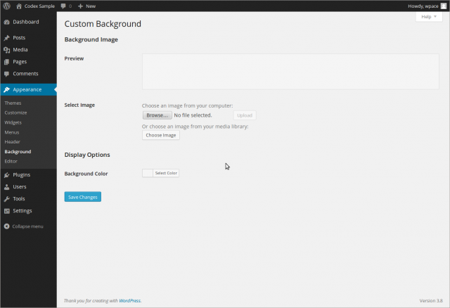 How To Edit A Page Background Color In WordPress