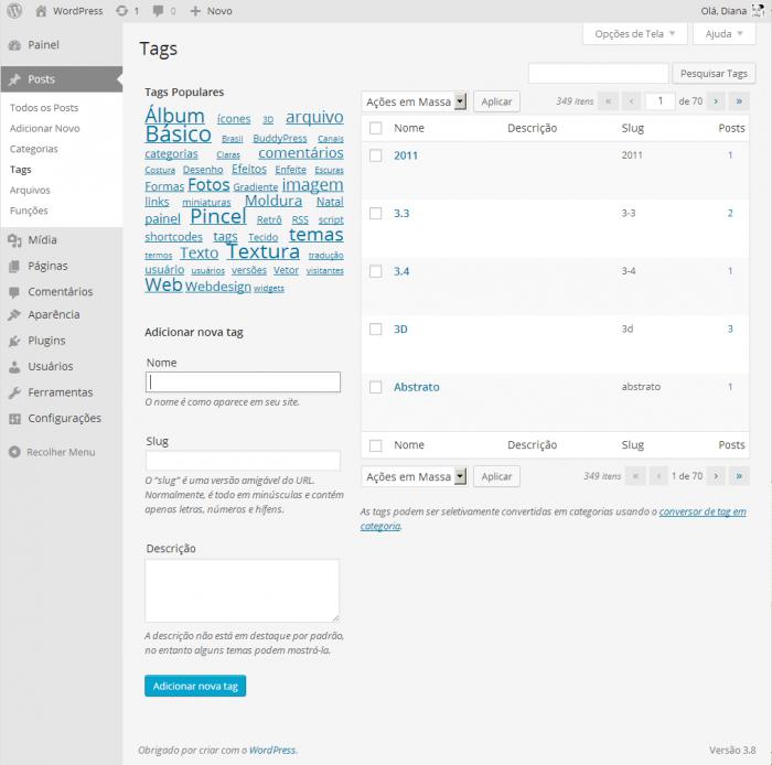 add input button in wordpress